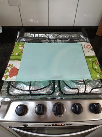 Lindo jogo para sua cozinha são 4 peças - Foto 3