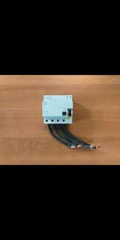 Disjuntor Siemens Diff.4p.100a 30ma A X 5sx6 5sm23476