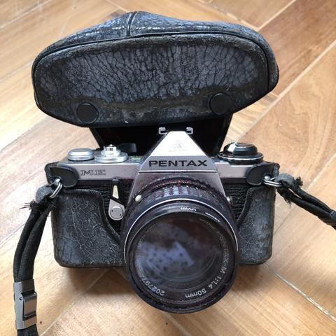 Máquina fotográfica manual pentax - Foto 3