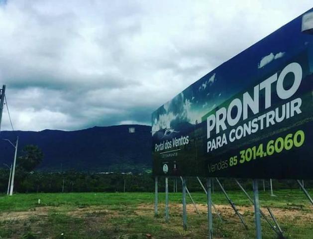 Lotes 6x25m com entrada de R$ 599 em Pacatuba com infraestrutura completa - Foto 3