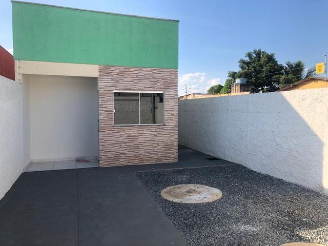 Vendo 2 imóveis (casa) financiadas - Foto 4
