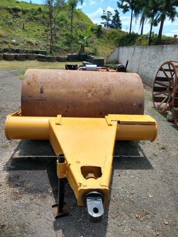 Rolo compactador de arrasto motorizado - Foto 4