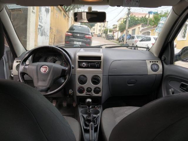 Fiat Pálio 2015 com GNV - 4pts - Foto 9
