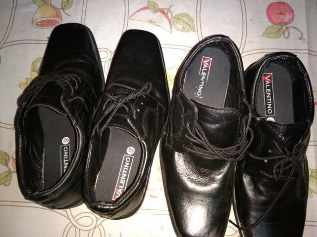 Par de sapatos social n 39 - Foto 2