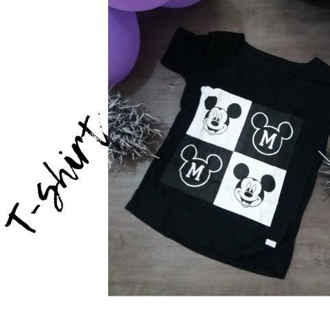 T-shirts femininas - Foto 2