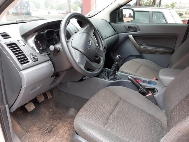 Ford Ranger XLS 2.5 Flex CD 2013!! Oportunidade Imperdível - Foto 5