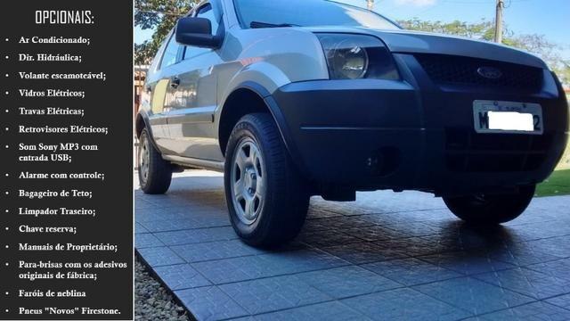 Ford Ecosport 1.6 completa, (Único Dono ) 48.300Km originais - Foto 15