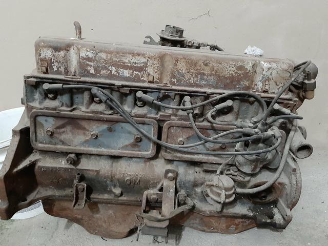 Motor de opala 6cc
