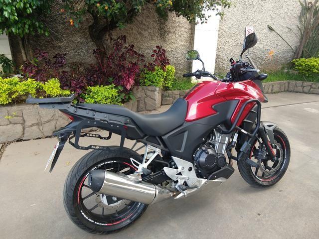 Honda cb500 x 2015