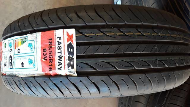 PNEU 185/55R16 Original honda City