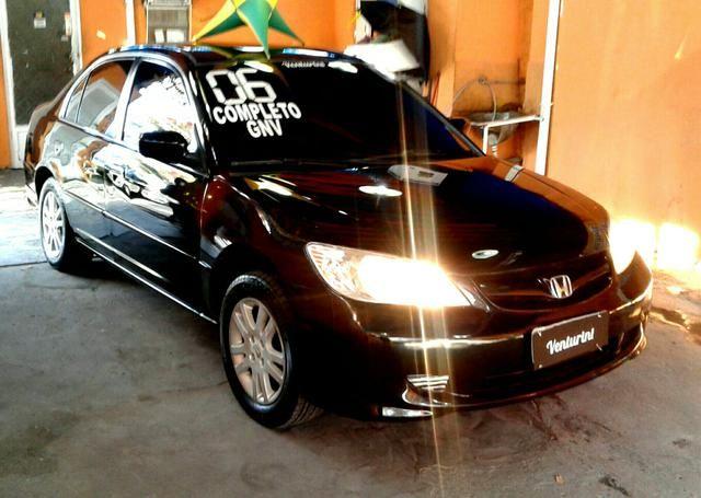 Honda Civic 2006 + GNV