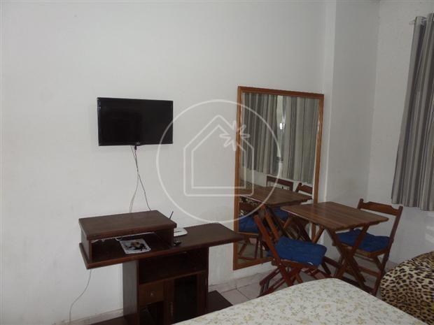 Kitchenette/conjugado à venda com 1 dormitórios em Copacabana, Rio de janeiro cod:830328 - Foto 5