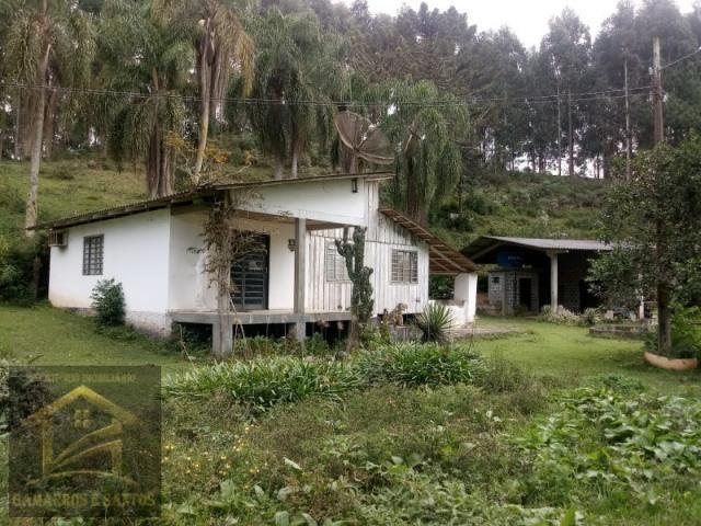 Aluga-se chácara com 18 alqueires com casa e estrutura para criação de gado - Foto 5