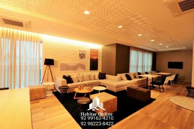 Atmosphere apartamento no Adrianópolis alto padrão na promoção - Foto 10