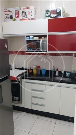 Apartamento à venda com 1 dormitórios em Maria da graça, Rio de janeiro cod:851019 - Foto 3