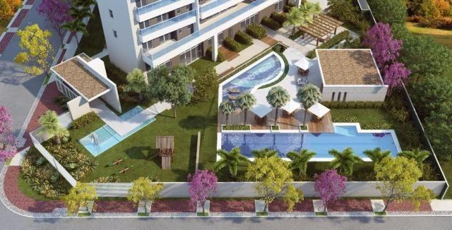 Apartamento residencial à venda com 04 suítes, aldeota, fortaleza. - Foto 2