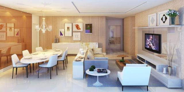 Apartamento residencial à venda com 04 suítes, aldeota, fortaleza. - Foto 12