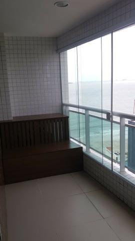 Unique Mobiliado na Ponta do Farol/ Frente Mar / último andar/ nascente - Foto 10