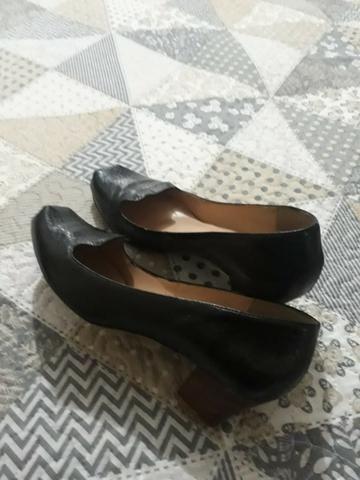 290957e14 Sapato scarpin preto, confortável 36 - Roupas e calçados - Jardim ...