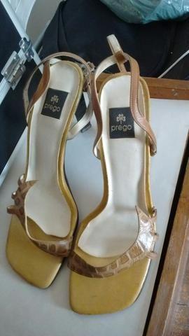 566af7e069 Sandália da Prego - Roupas e calçados - Bosque da Saúde