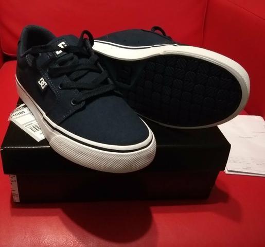 c7d8b9038 Tênis DC Shoes / NOVO Nunca Usado - Artigos infantis - Jardim ...