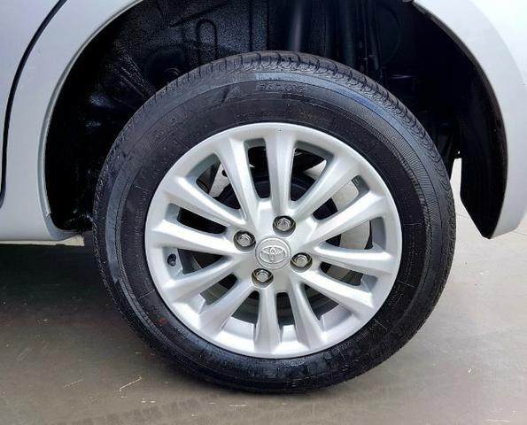 Toyota etios hatch etios xls 1.5 (flex) flex manual - Foto 9