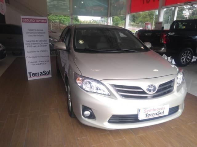 Toyota Corolla XEI 2.0 Automático 5P