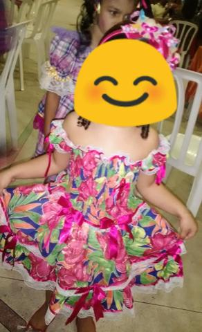 9262a3082 Vestidos e calçado semi novos - Artigos infantis - Mangabeira, João ...