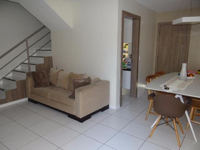 Duplex em condomínio residencial à venda, lagoa redonda, fortaleza. - Foto 11