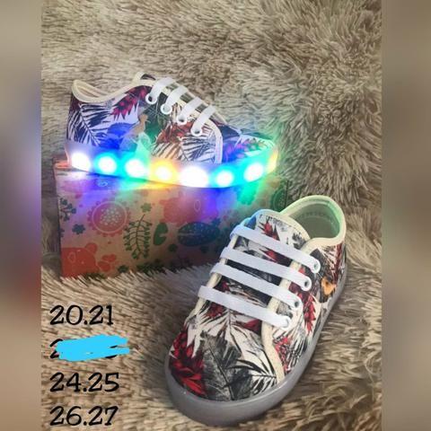 3f0c28b9dbc Tênis LED - Artigos infantis - Cidade Nova