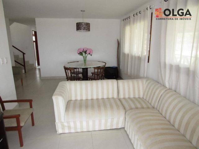 Casa com 05 quartos em condomínio de alto padrão, à venda - Gravatá/PE - Foto 3