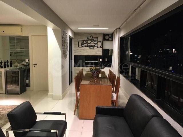 Lindo apartamento vista para o Parque Flamboyant- Jardim Goiás - Foto 2