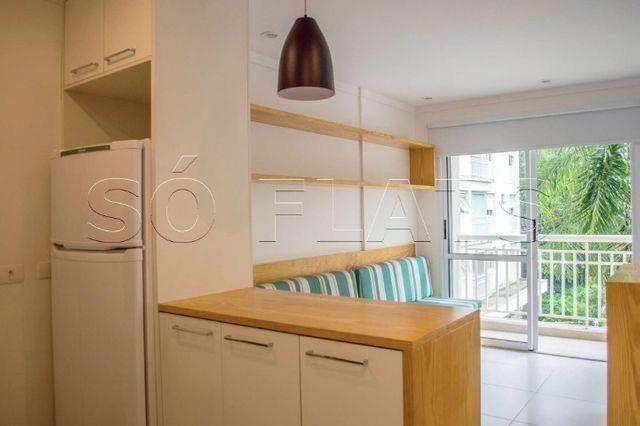 Apartamento mobiliado no Morumbi para locação, prox a Av. Hebe Camargo - Foto 8