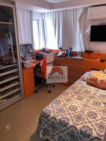 Apartamento na Beira Mar com 4 dormitórios à venda, 146 m² por R$ 620.000 - Casa Caiada -  - Foto 12