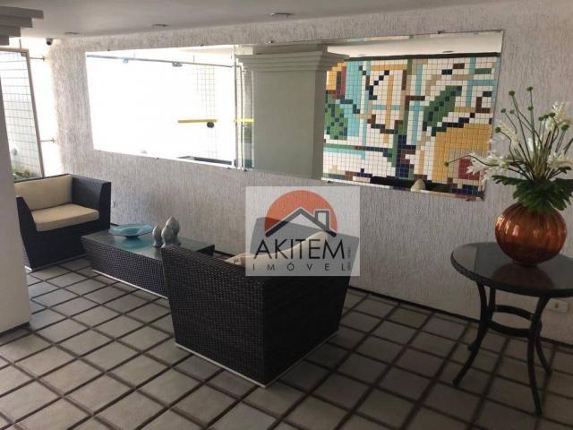 Apartamento na Beira Mar com 4 dormitórios à venda, 146 m² por R$ 620.000 - Casa Caiada -  - Foto 2