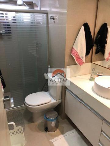Apartamento na Beira Mar com 4 dormitórios à venda, 146 m² por R$ 620.000 - Casa Caiada -  - Foto 16