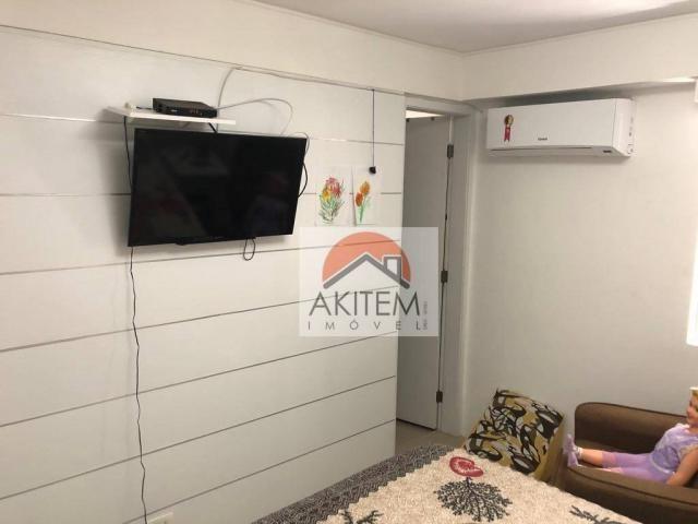 Apartamento na Beira Mar com 4 dormitórios à venda, 146 m² por R$ 620.000 - Casa Caiada -  - Foto 19