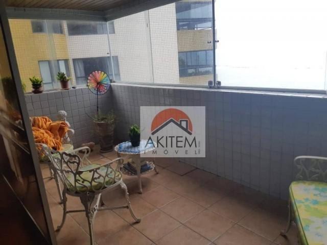 Apartamento com 3 dormitórios à venda, 141 m² por R$ 639.990,00 - Casa Caiada - Olinda/PE - Foto 13