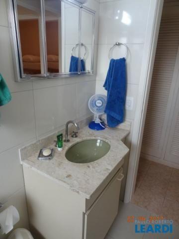 Apartamento à venda com 3 dormitórios em Vila júlia, Guarujá cod:540256 - Foto 6
