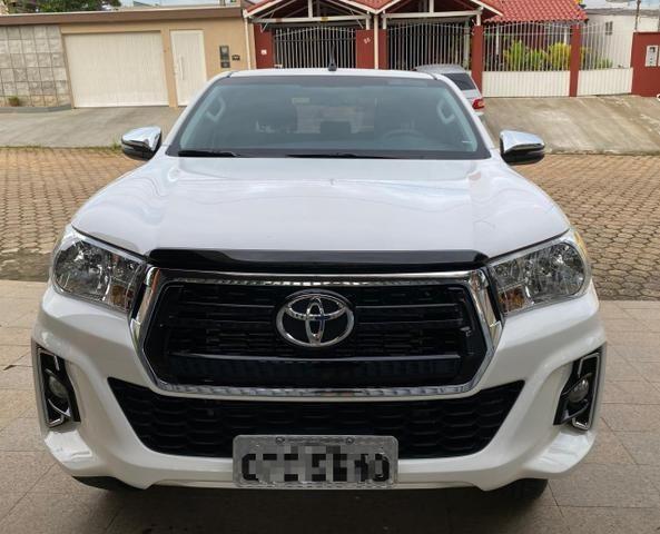 Toyota Hilux CD SRV 4x4 Diesel - Foto 5