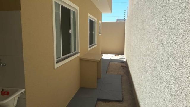 Casa localizada no Passaré 3 quartos sendo 2 suítes - Foto 16