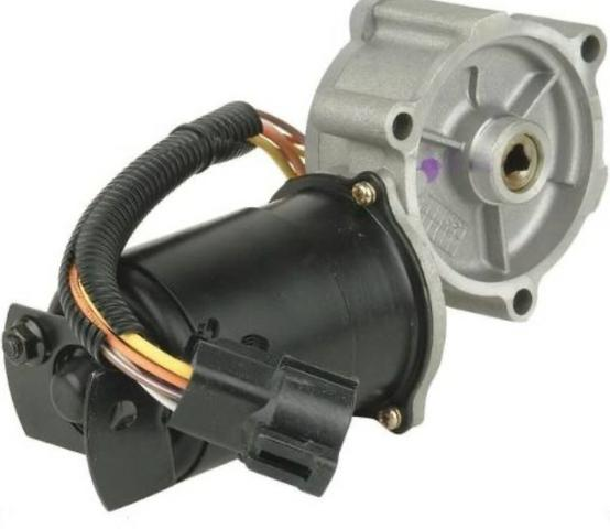 Motor elétrico acionamento 4x4 troller + módulo central - Foto 2