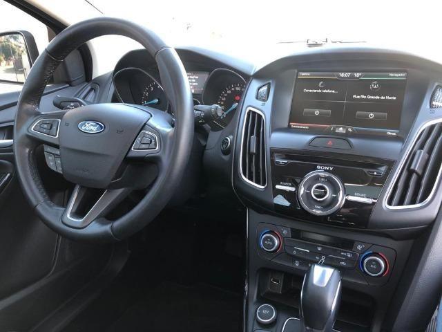 Ford Focus Titanium Plus 2016 Hatch - Foto 6