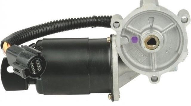 Motor elétrico acionamento 4x4 troller + módulo central - Foto 3