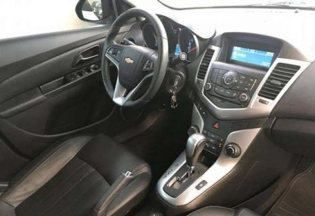 Vendo Cruze Sedan LT 1.8 16V FlexPower 4p Aut