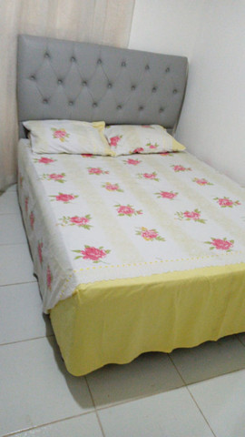 Cabeceiras de cama casal comum direto de fábrica  - Foto 4
