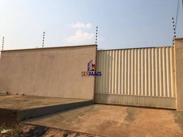 Casa para alugar - Jardim dos Migrantes - Ji-Paraná/Rondônia