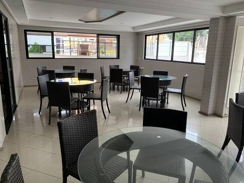 4 Quartos, 2 suites, 2 garagens. Manaira - Av Pombal, perto da Praia - Foto 3