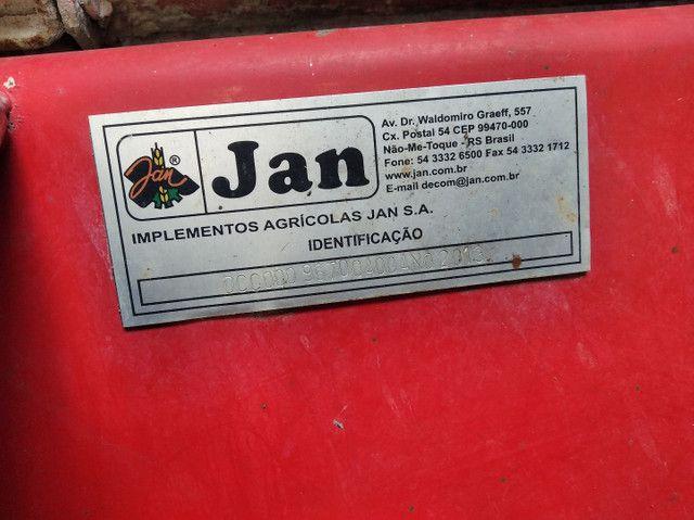 Calcariadora Jan 5000 lancer seminova - Foto 2