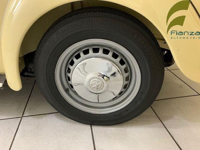 Volkswagen Fusca 74 1500 placa preta - Foto 7